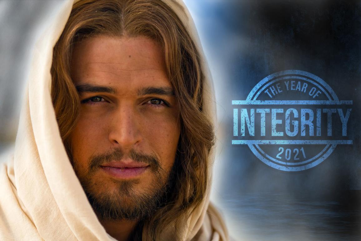 JESUS: THE MAN OF INTEGRITY